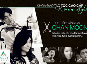 Tuyển sinh khóa đào tạo tóc cao cấp Korea Style