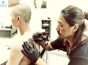 Khóa đào tạo Tattoo sơ cấp