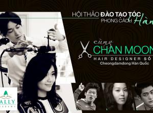 Hội thảo Đào tạo tóc phong cách Hàn ngày 8-11-2015