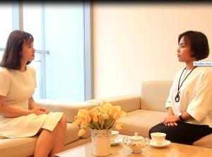 Phỏng vấn Bà Sally Nguyễn,Trưởng BTC Cuộc thi Phun thêu Thẩm mỹ 2016