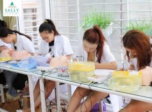 Cơ sở dạy học phun xăm thẩm mỹ ở Hà Nội uy tín nhất ?